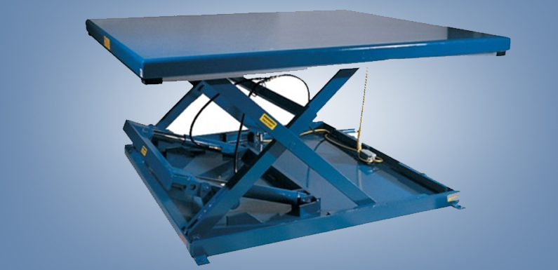 Benefits of a Low-Profile Scissor Lift for Companies